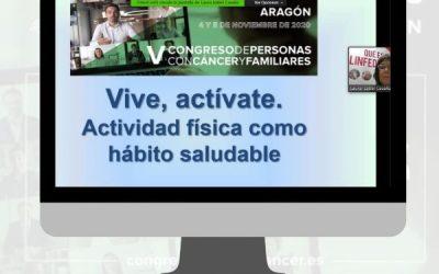 """""""Vive, actívate"""". Actividad física como hábito saludable (por Laura Casaña)"""