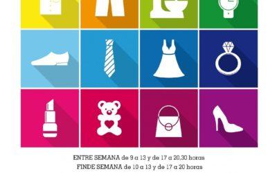 7º RASTRILLO BENÉFICO ADPLA-DEL 22 AL 29 DE JUNIO- SALA VENECIA (TORRERO).