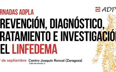 JORNADA: Prevención, diagnóstico, tratamiento e investigación del LINFEDEMA.