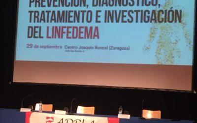 """JORNADA """"Prevención, Diagnóstico, Tratamiento e Investigación del LINFEDEMA"""""""