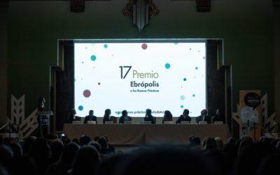17º Edición de los Premios Ebrópolis a las Buenas Prácticas Ciudadanas