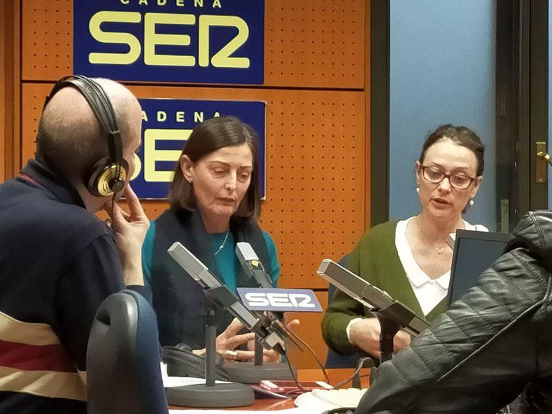 Cadena SER entrevista a ADPLA