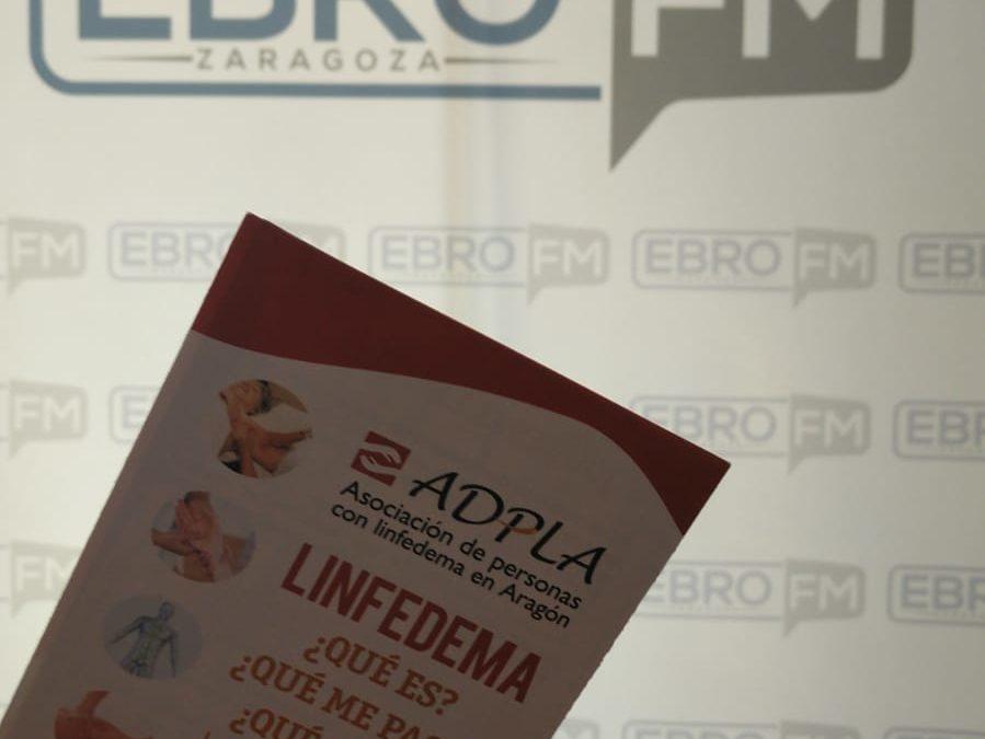 ADPLA en EBRO FM