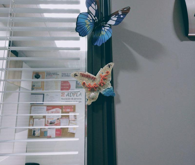 Linfedema y Mariposas…