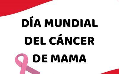 Día del Cáncer de mama. 19 de Octubre