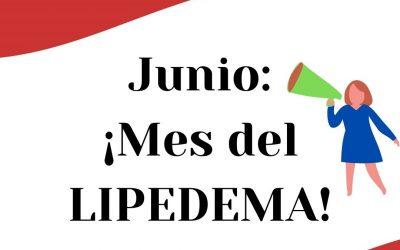 Junio: MES DE VISIBILIDAD DEL LIPEDEMA