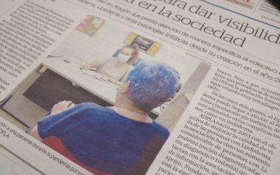 El Periódico de Aragón habla de Lipedema y Linfedema